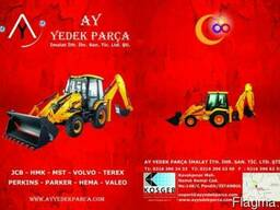 Ayyedekparca JCB spare parts From Turkey