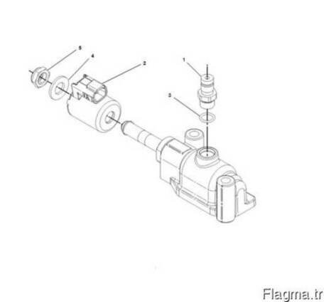 Caterpillar 5107950 Valve Gp Modulating