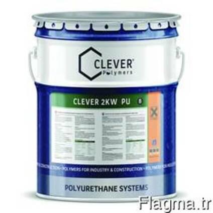 Clever 2KW PU Гидроизоляция для водных цистерн