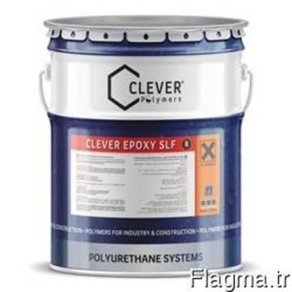 Clever Epoxy SLF Эпоксидный Наливной Пол