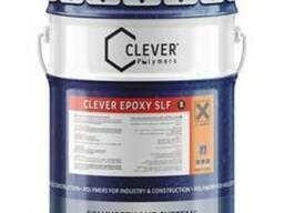 Clever Epoxy SLF Эпоксидный Наливной Пол - фото 1