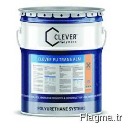 Clever Pu Trans Alm Прозрачная Гидроизоляция