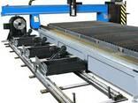 CNC Plasma, Oxy-Fuel, Water Jet, Pipe-Profile Cutting Machin