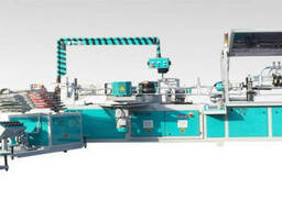 Линия по производству бумажной гильзы