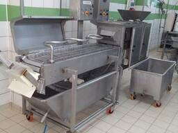 Оборудование для производства сыра (Чечиль)