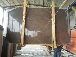 Olive maron-tile-polished -полированая плита