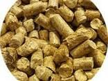 Пеллеты (гранулы) с соломы и агропеллеты.