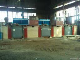 Плавильные индукционн печи и оборудование металлопрокатное