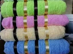 Полотенца махровые - фото 4