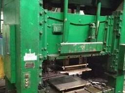 Пресс двухкривошипный закрытый КВ3732А, усилием 160т