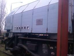 Продам локомотив жд кран Takraf EDK 500 на колею 1435мм