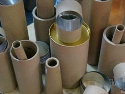 Производим картонные спирально-навивные втулки, гильзы, шпули - фото 5