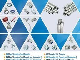 Прокладки , защиты и оконцевания кабеля
