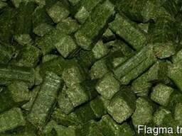 Sun Cured Alfalfa