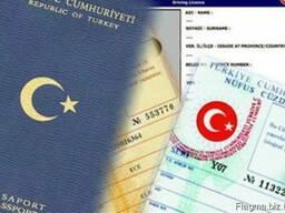 Свидетельство о Рождении в Турции