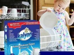 """Таблетки для посудомоечной машины """"Кальон"""""""