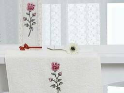 Вафельные полотенца в наборе - фото 7