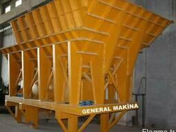 Вибропитатель для камня и для песка - General Makina.