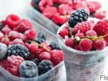 Замороженные ягоды, фрукты, овощи. Frozen berries, fruits, v - фото 1