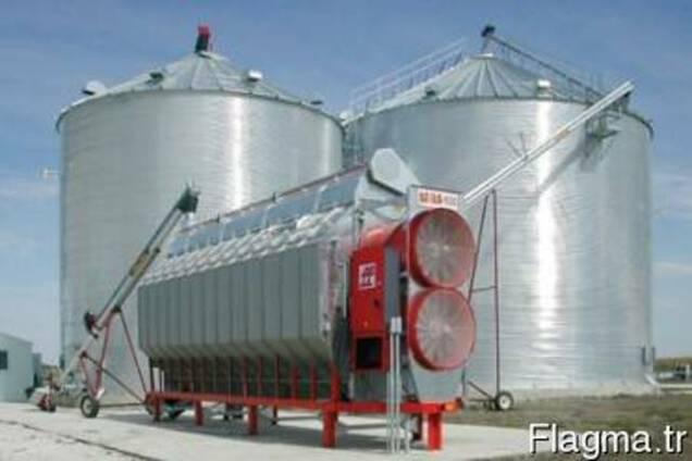 Зерносушилки(Шахтные и Модульные)