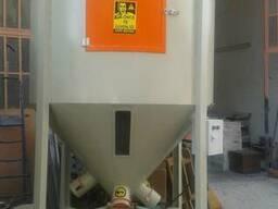 Raw metarial mixer 1000 KG