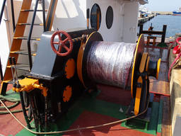 Anchor Handling Winch