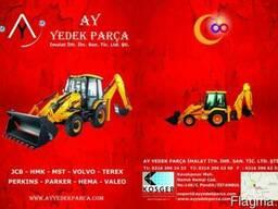 Ayyedekparca JCB spare parts From Turkey