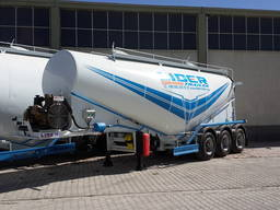 Bulk cement tankers for sale