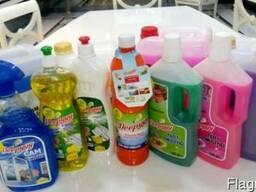 Бытовая химия. Продаём со склада в Турции оптом товары