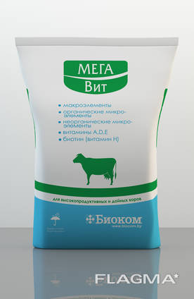 "Cationic phylactic feed additive ""MegaVit"""
