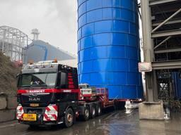 Цементный силос 1000 тонн