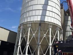 Цементный силос 3000 тонн