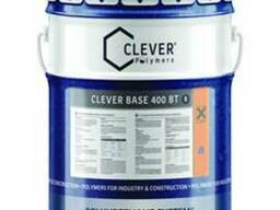 Clever Base 400 BT Битумная Гидроизоляция на ПУ основе