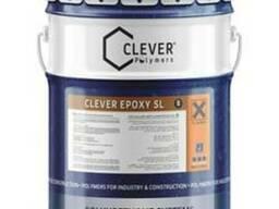 Clever Epoxy SL Эпоксидный Наливной Пол 2 К