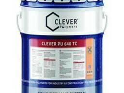 Clever PU 640 TC ПУ Алифатическое Финишное Покрытие