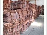 Copper cathode 99.97% - фото 1