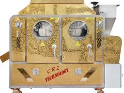 CRZ-100 RO Печь для жарки семечек, орехов и др. сыпучих продуктов.