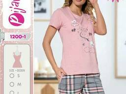 Домашние костюмы, пижамы, комплекты - фото 3