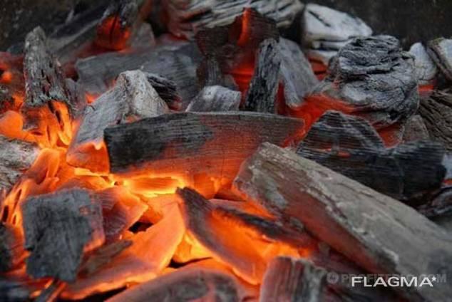 Древесный уголь оптом Експорт Украина