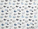 Flanel Fabric/ Фланель Ткань - фото 3