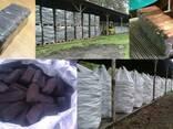 Fuel peat briquettes (peat bricks) - photo 1