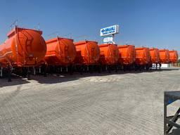 Fuel tanker semitrailer // Бензовоз полуприцеп