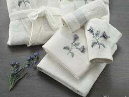 Халаты, Постель, пляжные полотенца, для промоакции - фото 5