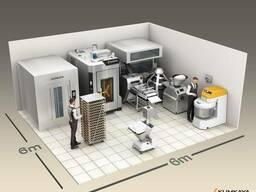 Хлебопекарное оборудование от завода Kumkaya