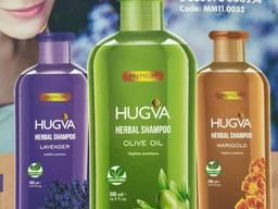 Hugva - травяной шампунь для волос