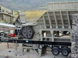 Камнедробильное оборудование молотковые дробилки