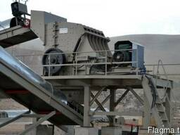 Камнедробильное оборудование