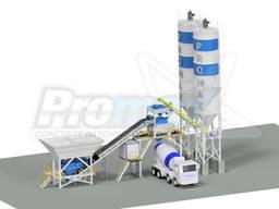 Компактный Бетонный завод С 100 TWN-PLUS (100m³/h)