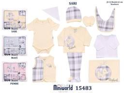 Комплекты одежды для малышей