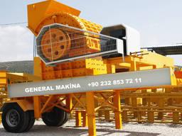 Кубиковая дробилка GNR K100 , 90-130 Т/ЧАС